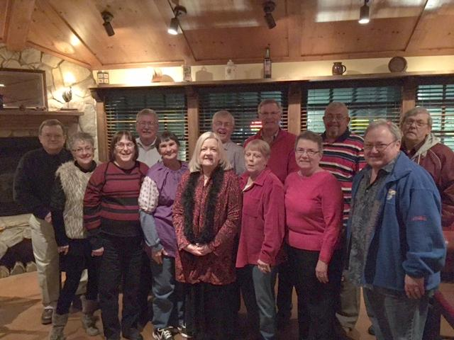 Class of 1966 at Carino's - Saturday, November 21st, 2015