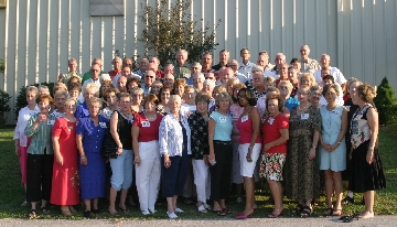 2006 - 40 Year group photo